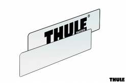 Thule Number plate