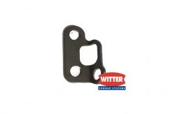 ZSCP5 is a Stainless Safety Chain Plate - 45mm centres