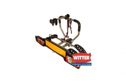 ZX200 Towball Mounted Tilting 2 Bike Cycle Carrier
