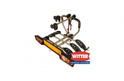 ZX300 Towball Mounted Tilting 3 Bike Cycle Carrier